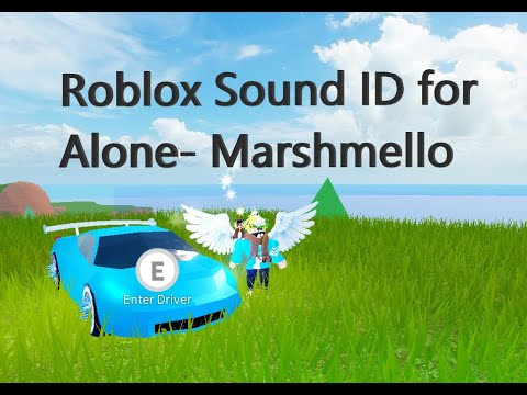 Roblox Sound Id For Alone Marshmello Jakeplaysgames Youtube