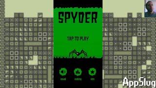 SpyDer [AppSlug] Android Gameplay