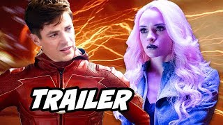 The Flash 4x05 Promo and How The Flash Can Get Drunk