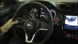 NaviPilot DROID8 Nissan Qashqai (J11) и X-Trail (T32) с поддержкой кругового обзора и автопарковки