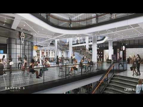 Developers Unveil Plans For Old Dayton's Building In Downtown Minneapolis