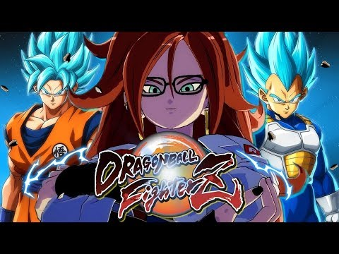 DRAGON BALL FIGHTERZ LE FILM : Mode Histoire complet ! VOSTFR