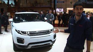 Range Rover Evoque restyling, a me gli occhi | Salone di Ginevra 2015