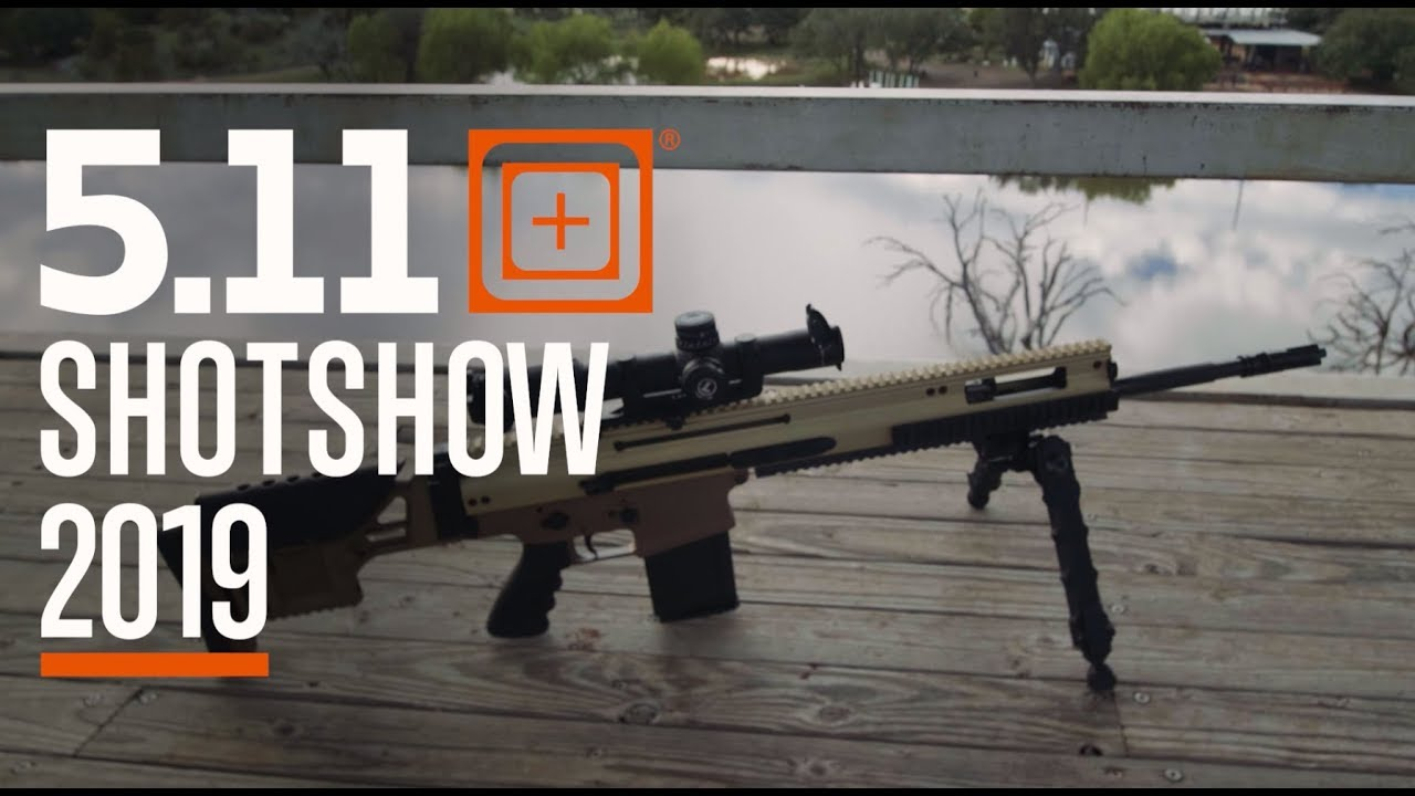 Hands on with the SCAR 20S - SHOT Show 2019