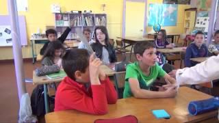 École des Remparts - CM2 - Stockage des déchets ménagers résiduels - Édition 2015 à Avallon (89)