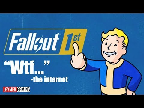 IMAGINE PAYING A MONTHLY SUBSCRIPTION FOR FALLOUT 76. LIKE....IMAGINE!!!