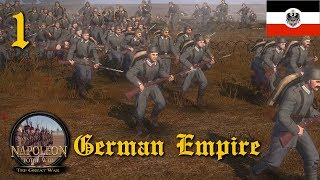 THE NEW REICH! The Great War: German Empire Campaign Part 1