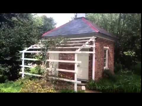 James Buchanan S Home In Lancaster Pa Youtube