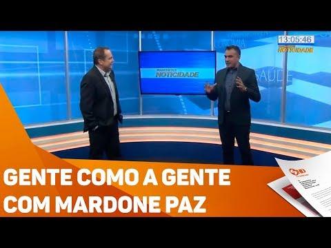 Gente Como a Gente com Mardone Paz - TV SOROCABA/SBT