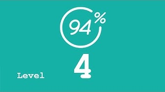 94 Prozent (94%) - Level 4 - Das verliert man oft - Lösung