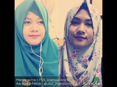 "Marya Isma cover lagu ""Ra kuat mbok"""