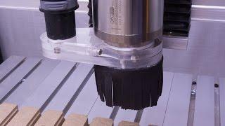 Dust Shoe for CNC part 1/3
