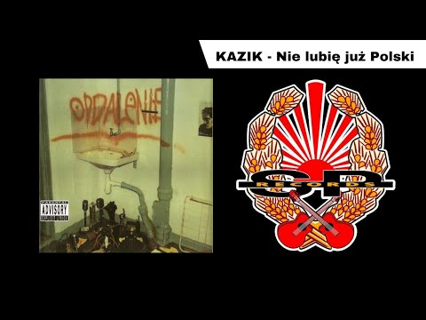 KAZIK - Nie lubię już Polski [OFFICIAL AUDIO]