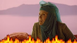 Olenna Tyrell Roasting People for 5 Minutes Straight