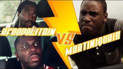 Afropolitain Vs Martiniquais Feat. Noom Diawara & AllBadBoy