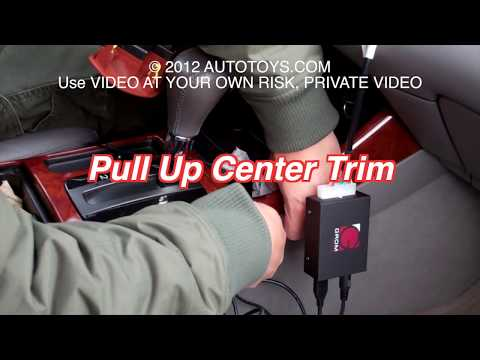Camry Ipod USB installation Grom Uncut Early
