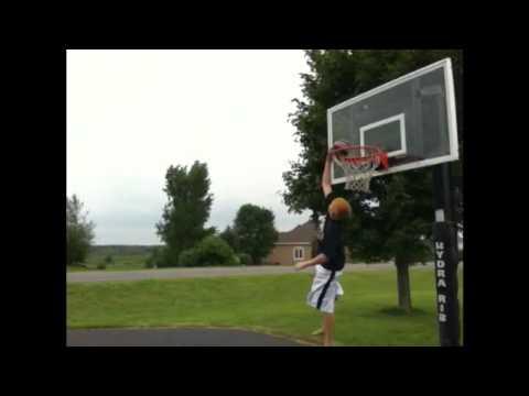 Amazing basketball shots!!!