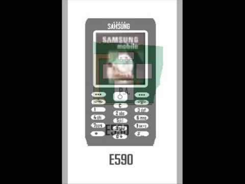 samsung e590 grounded.wmv
