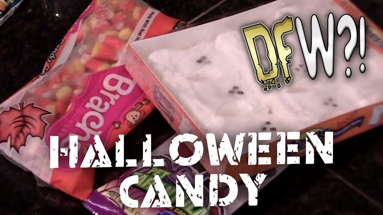 Deep Fried Halloween Candy - YouTube