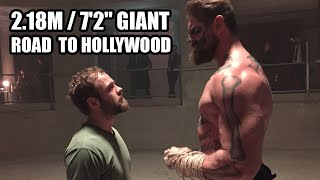 The Dutch Giant - ROAD TO HOLLYWOOD - Olivier Richters Documentary 2020 ENGLISH SUBS