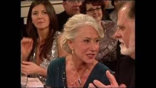 Helen Mirren Wins Best Actress Mini Series - Golden Globes 2007