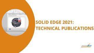 Solid Edge 2021 Pubblicazioni Tecniche