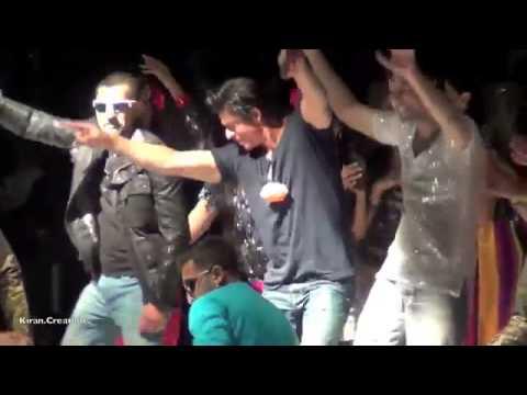 Faraz Khan and Shahrukh Khan live in Holland