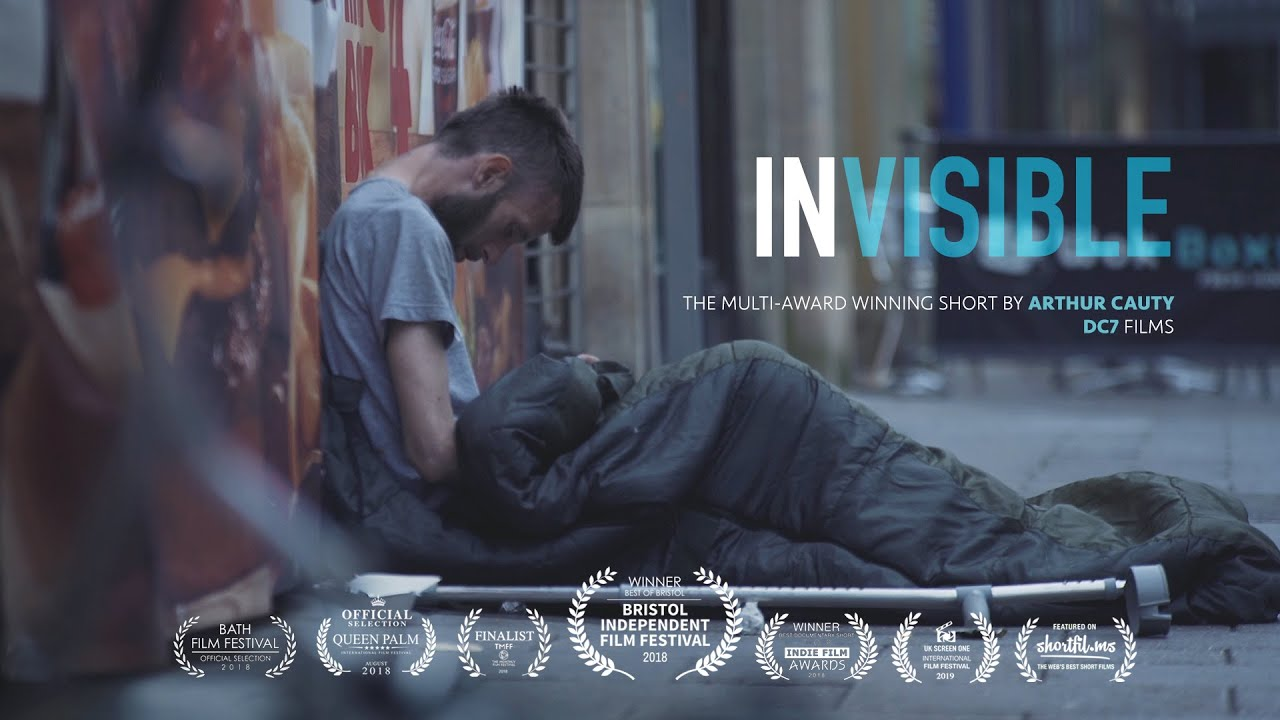Invisible | a Portrait of Bristol's Homeless | a short Documentary by Arthur Cauty