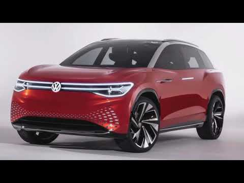 World Premiere VOLKSWAGEN I D ROOMZZ + SUVs NEW Line Up at the Auto Shanghai 2019 !!