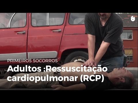 Ressuscitação Cardiopulmonar (RCP) | Primeiros Socorros