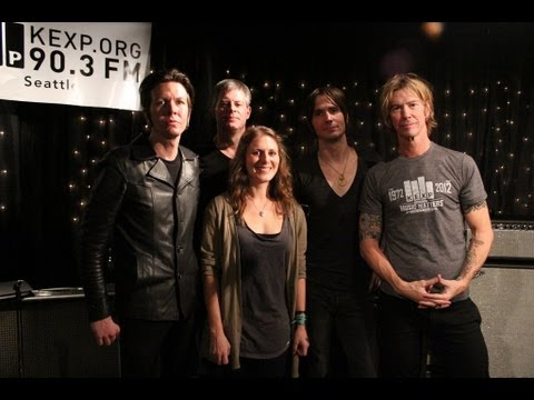 Walking Papers - Full Performance (Live on KEXP)
