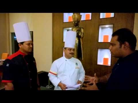 Chat With Chef Binoy And Chef Prashanth of Republic Of Noodles