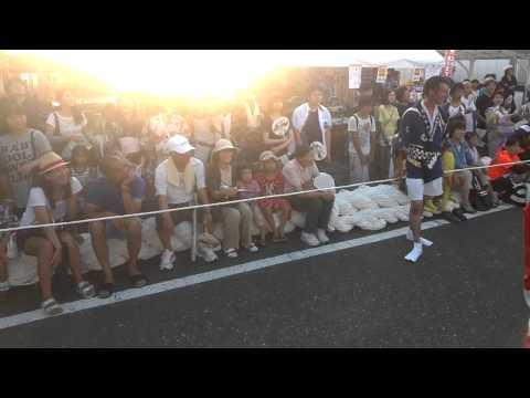 高知県土佐市の大綱祭 (Otsuna Matsuri in Tosa City)