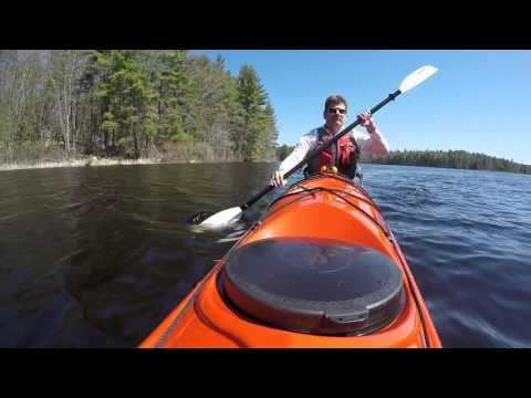 Pawtuckaway Lake Kayaking