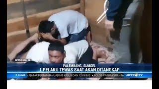 Polisi Tangkap Komplotan Pembobol Bank di Sumsel