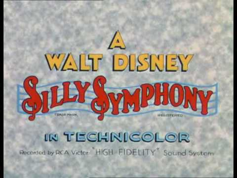 Silly Symphony The Wise Little Hen Youtube
