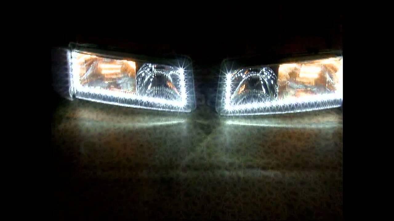 Фото №14 - ходовые огни своими руками на ВАЗ 2110