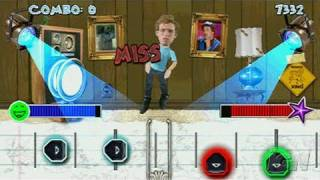 Napoleon Dynamite: The Game Sony PSP Gameplay - Dancing