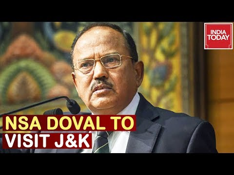 Ladakh Is 9th Territory Of India, NSA Doval To Visit Jammu And Kashmir