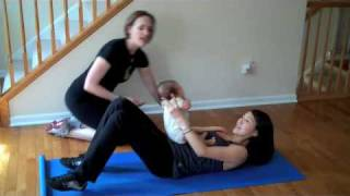 Post-Pregnancy Exercise | Workout and Lose Weight After Pregnancy