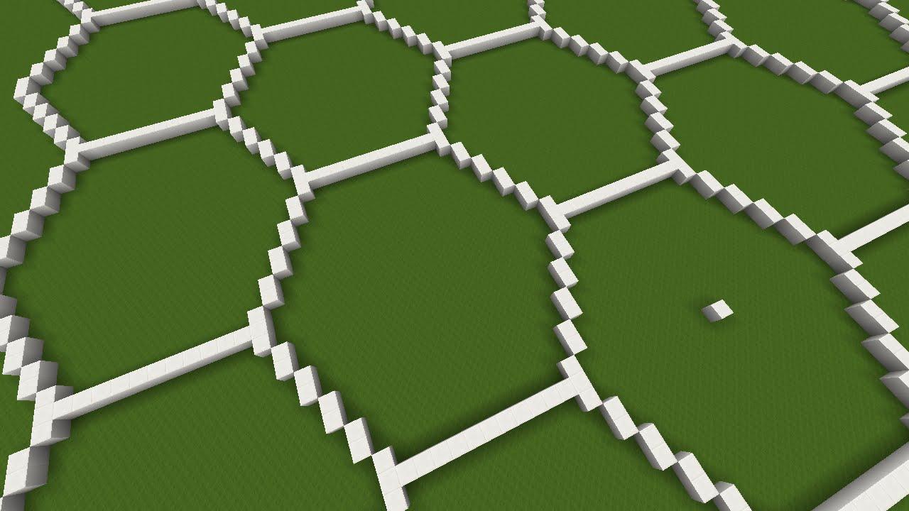 Minecraft  Surviving Creatively  Ep 16  Hexagonal Madness