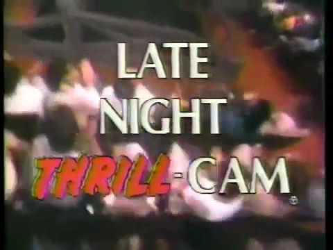 07291986 Letterman Tom Hanks Arnold Morris Lea Thompson & 07301985 Pee Wee Herman
