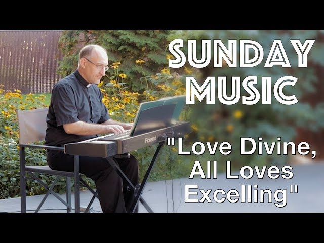 Christian Hymns: Love Divine All Loves Excelling (Hyfrydol)