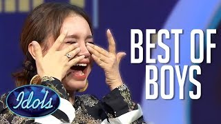 BEST Of The BOYS On Indonesian Idol Junior 2018! | Idols Global MP3