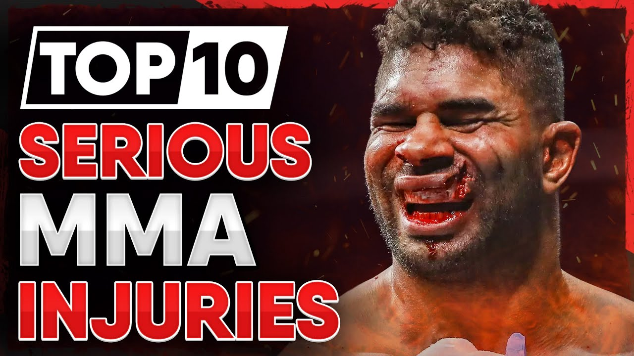 10 MMA Fighters who got SERIOUSLY Hurt (Part 1)
