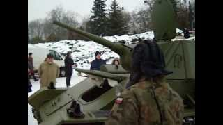 Czołg T-70 Kernwerk 1945 Inscenizacja