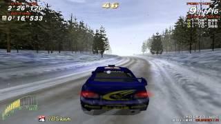 Sega Rally 2 Championship (SEGA) (Windows) [1999]