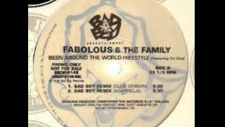 Fabolous - Been Around The World Remix LYRICS  (Freestyle) [New Song] Mp3