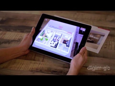Integrated Augmented Reality (AR) Sales App