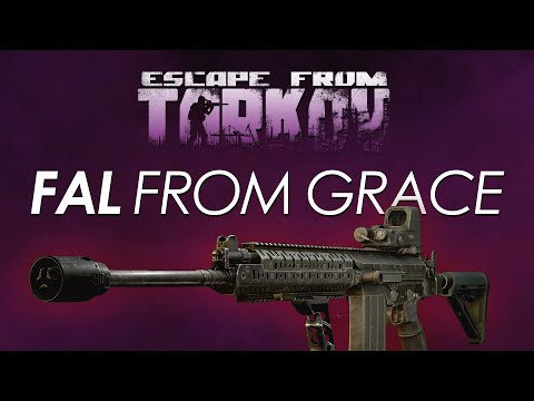 I LIMPED to extract weighing 100KG! | Escape From Tarkov